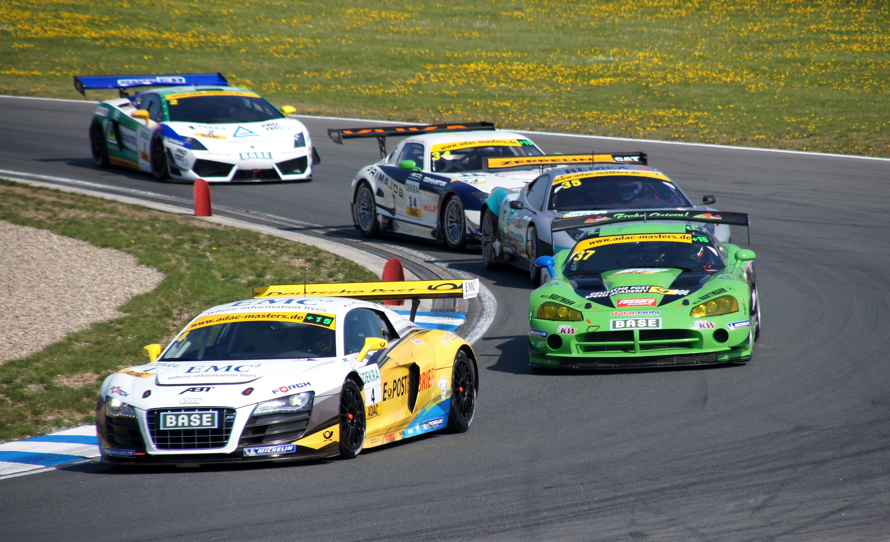 ADAC GT Masters Oschersleben 2011