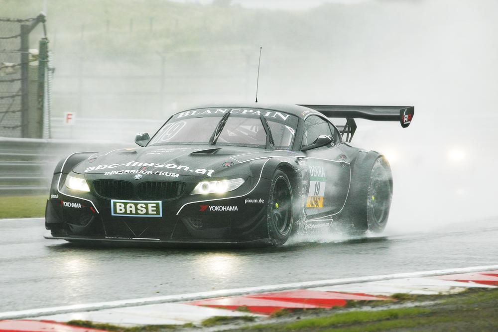 ADAC GT MASTERS - Zandvoort 2014 - Pixum Team Schubert BMW Z4 GT3