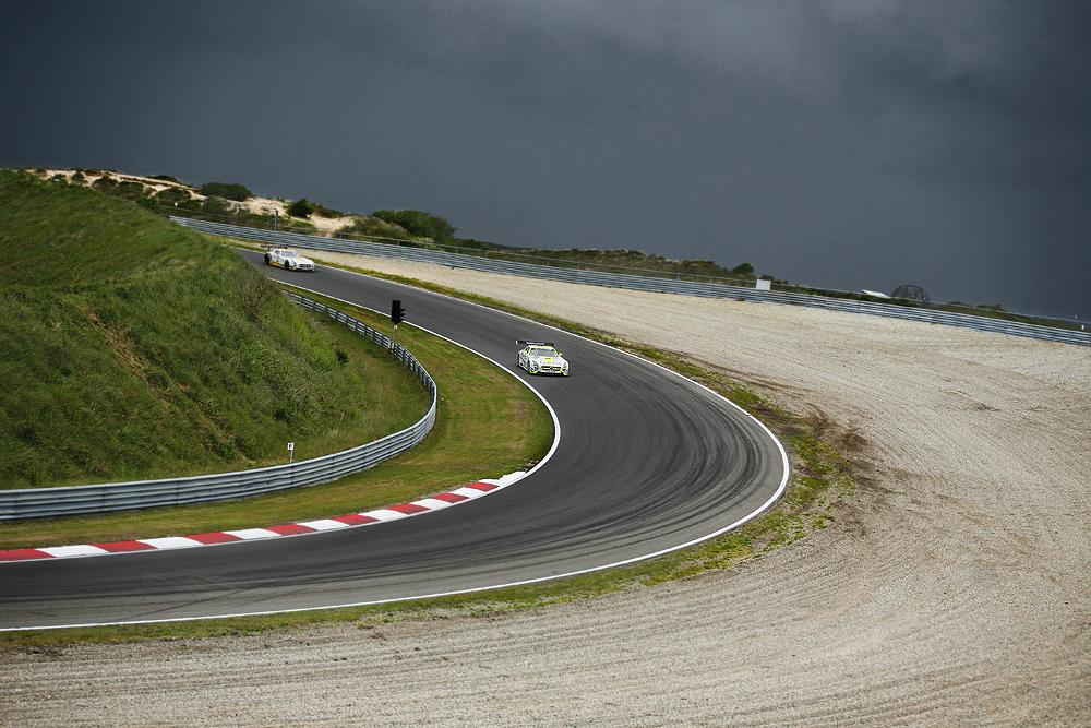 ADAC GT MASTERS - Zandvoort 2014 - Vor dem großen Sturm