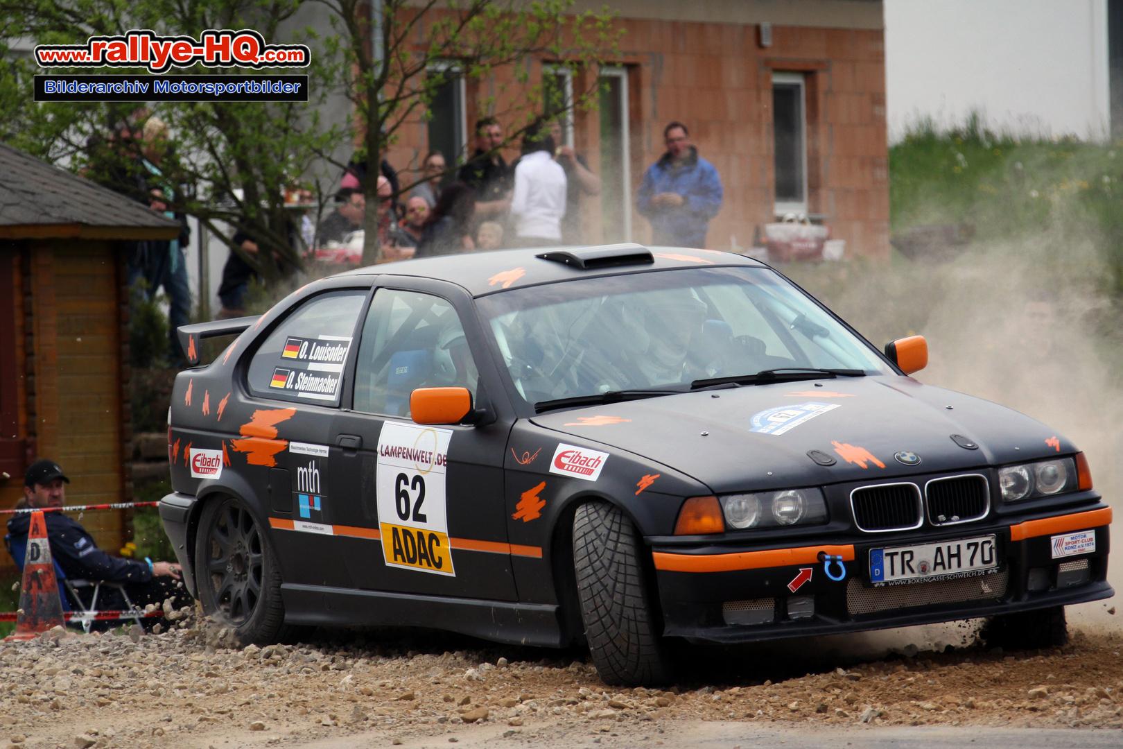 ADAC Hessen Rallye Vogelsberg 2014