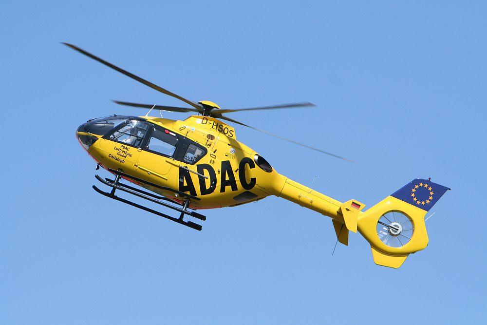 Adac Hubschrauber Einsatz Gestern