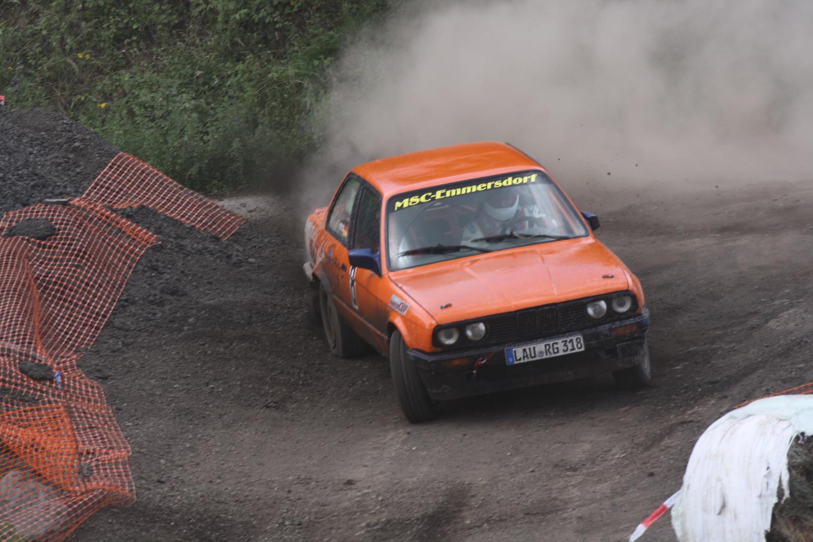 ADAC Rallye Racing auf dem Vulkan 2013