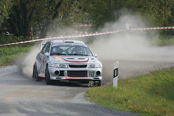 ADAC Rallye Siegerland-Westerwald 2010