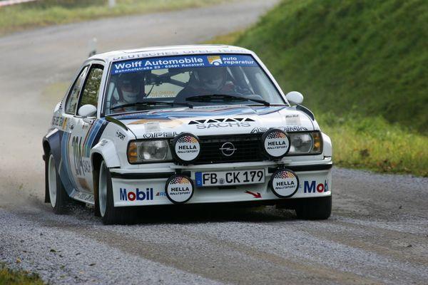 ADAC Rallye Siegerland-Westerwald