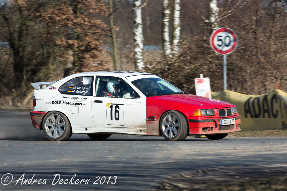 ADAC Stormarn Rallye II