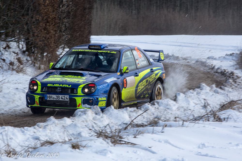 ADAC Wikinger-Rallye 2013 - II