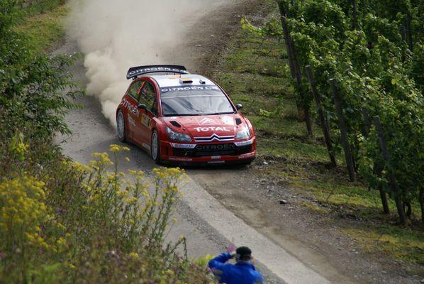 ADAC/WRC Deutschland 2007