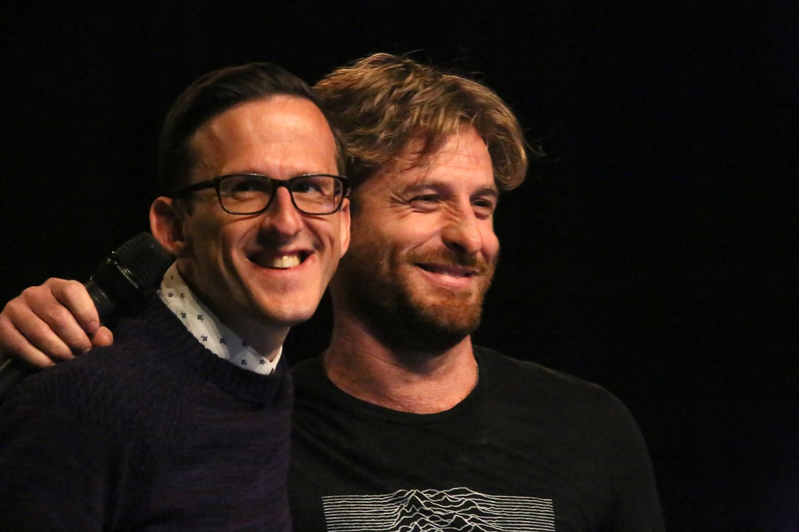 Adam Brown & Dean O'Gorman