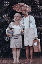 Adam und Eva verlassen das Paradies