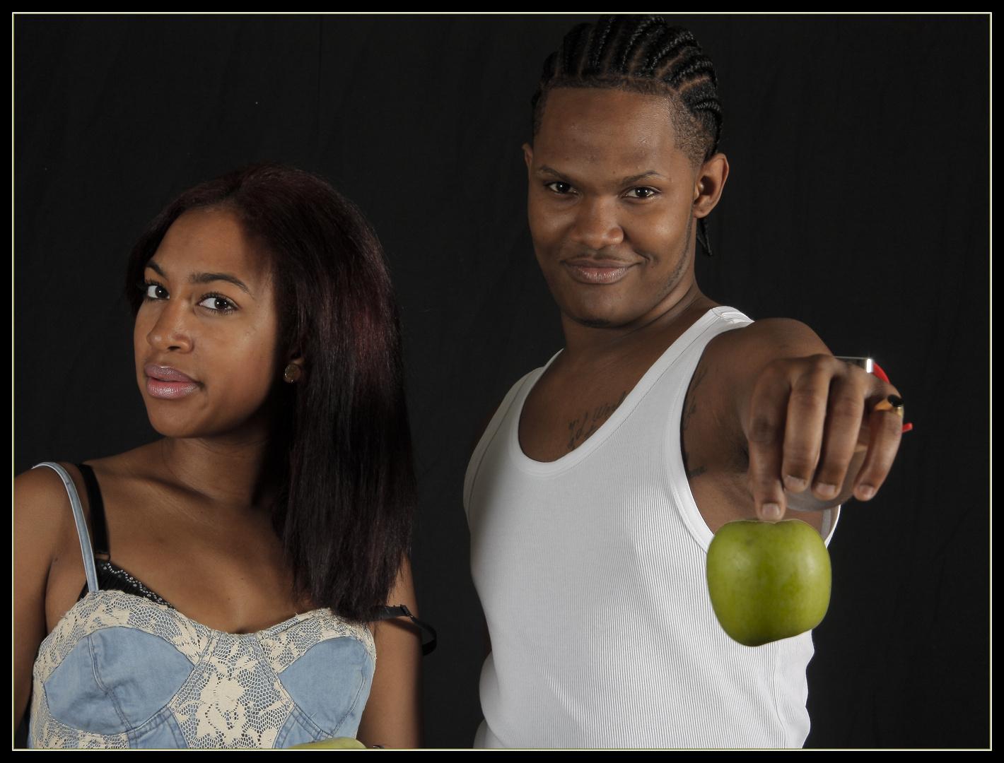 Adán & Eva 1