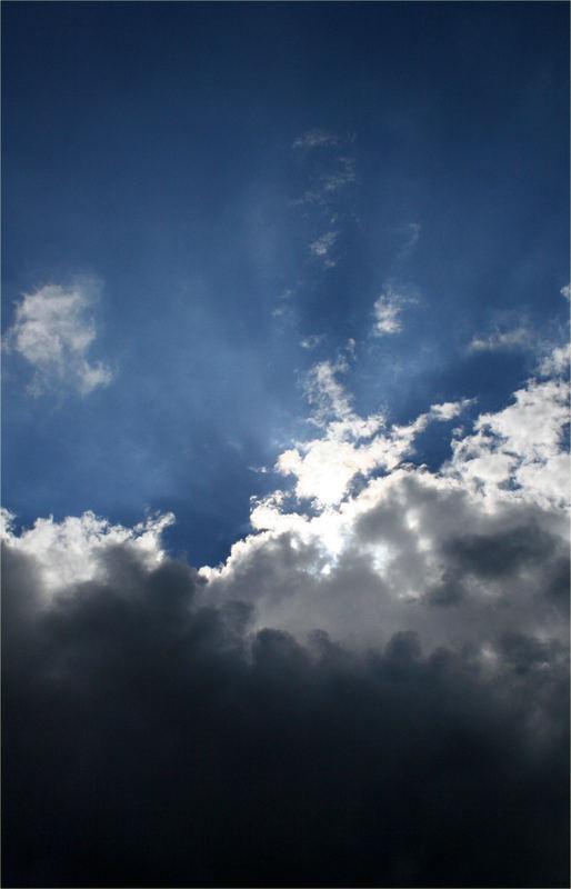 Ade´ - schönes Wetter ...