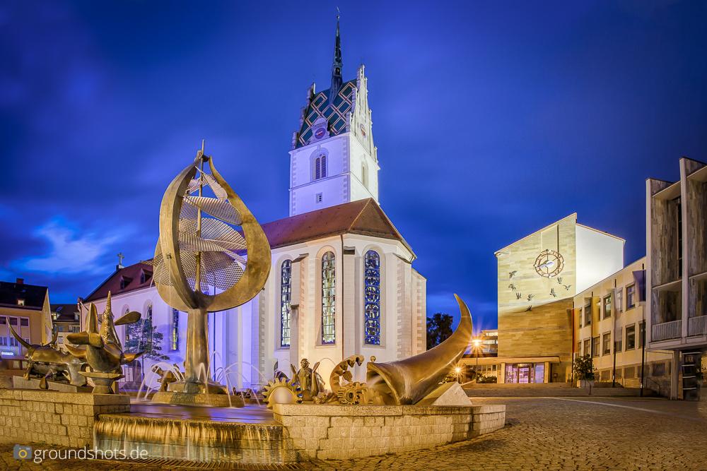 Adenauerplatz Friedrichshafen