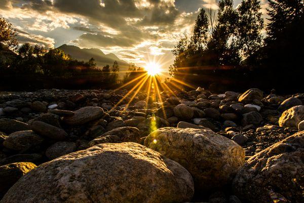 Adigean Sunset
