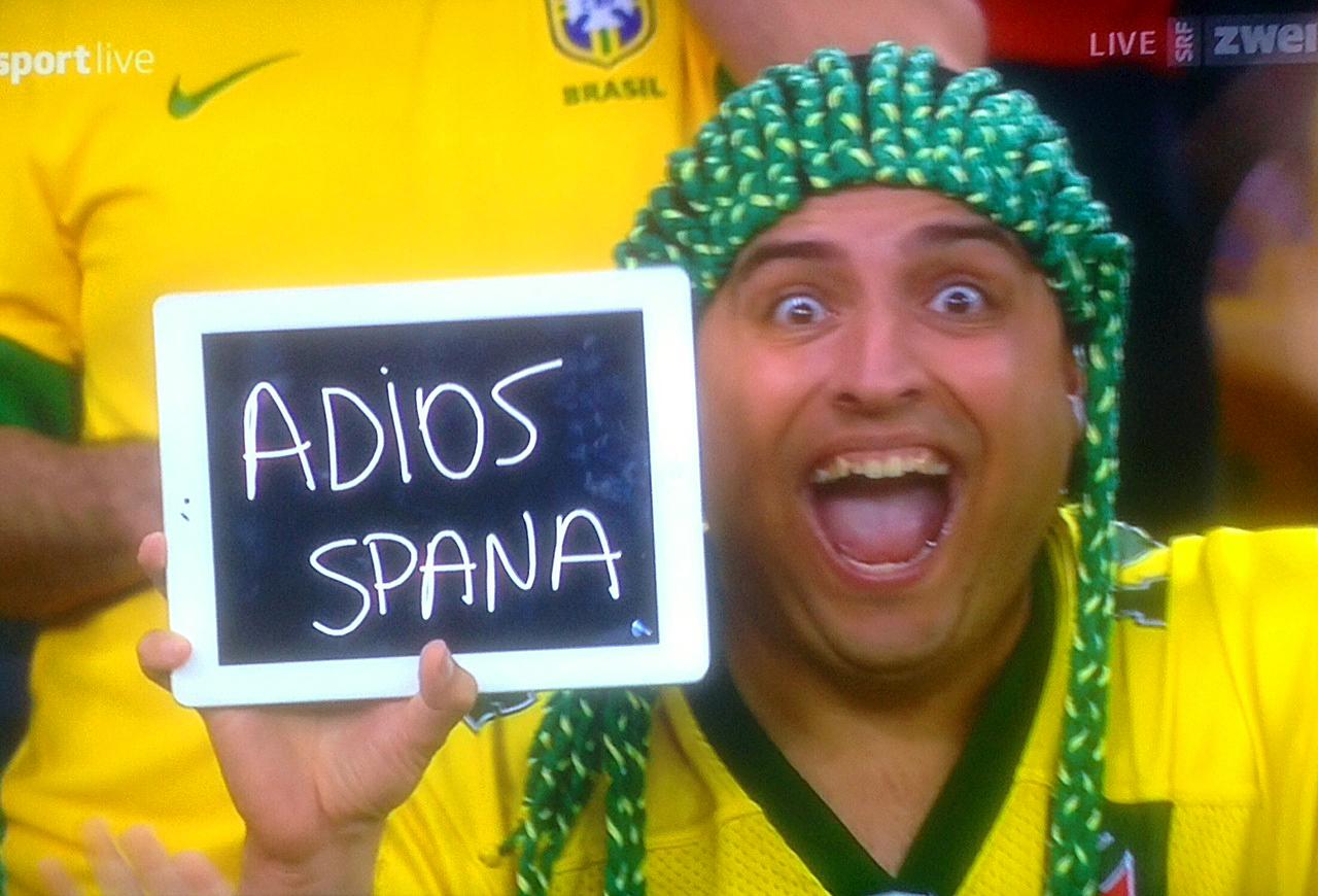 ADIOS SPANA