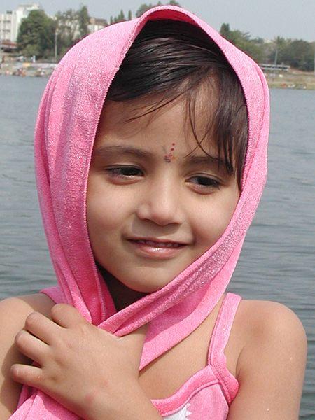 Aditi  (Ajay's Tochter)