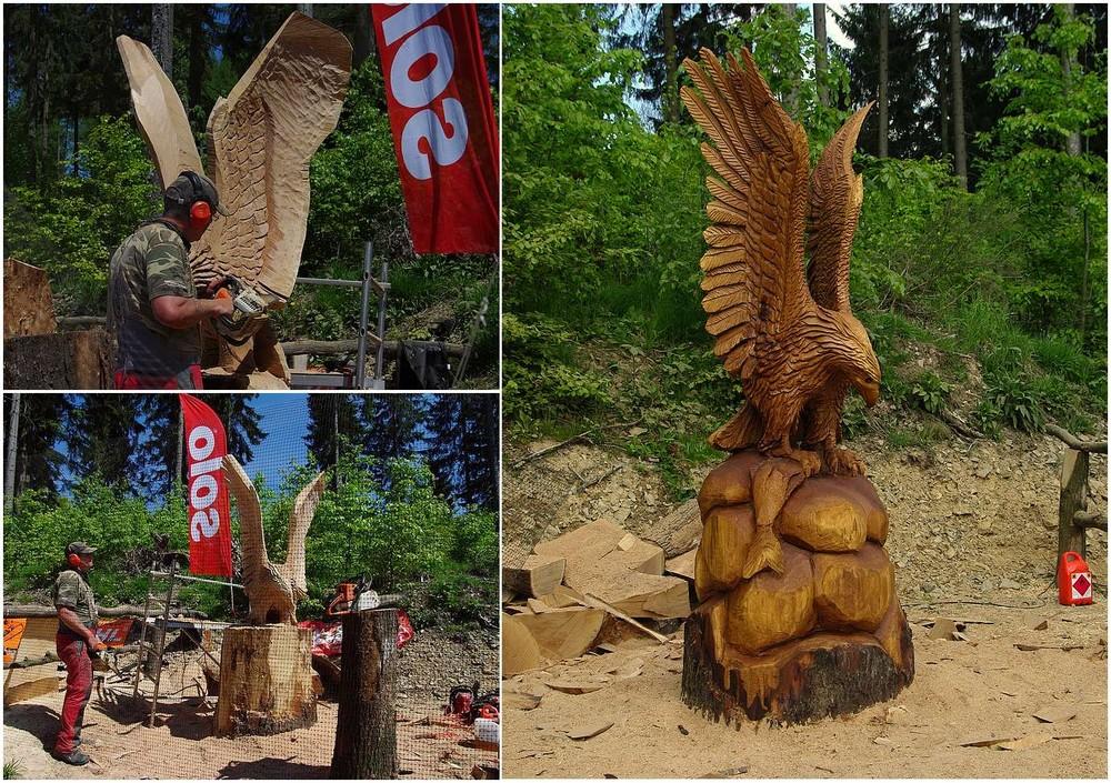 Adler - Entstehung