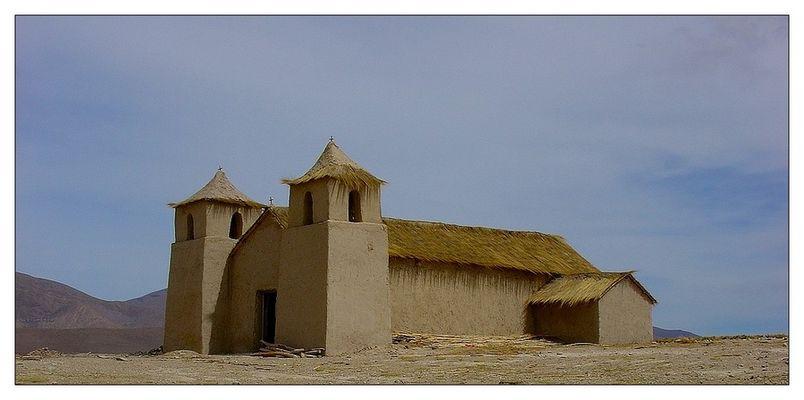 Adobe Kirche