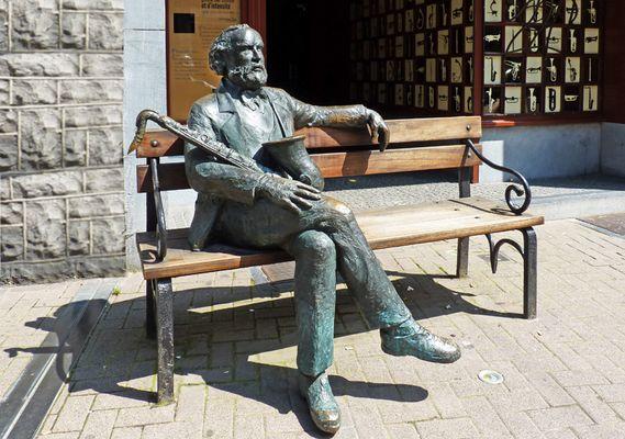 Adolphe Sax à Dinant