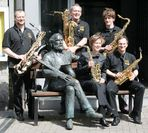 Adolphe Sax and friends