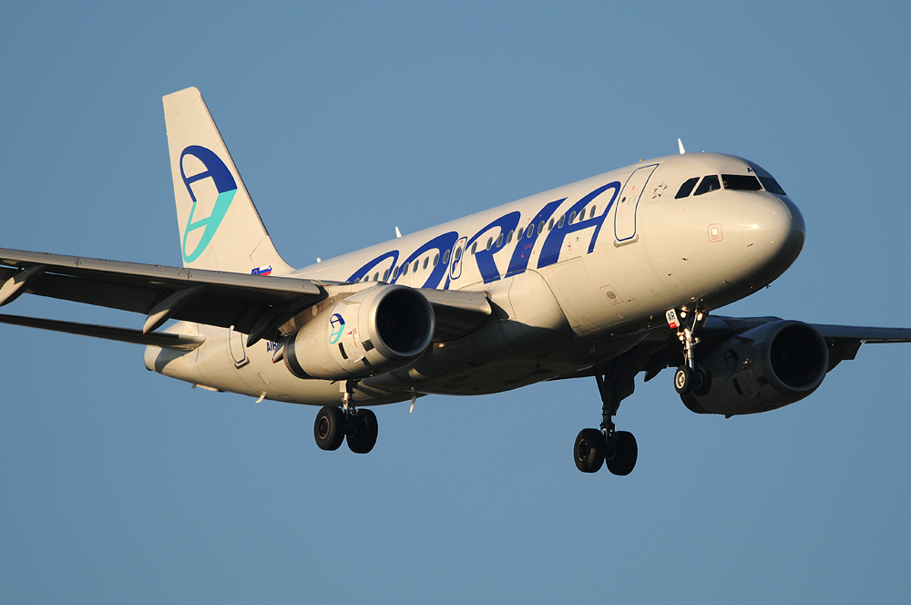 Adria Airlines A 319
