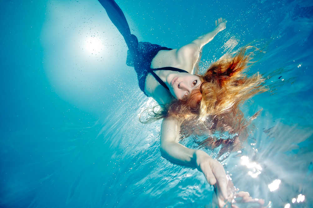 Adrift - Unterwasserfotografie