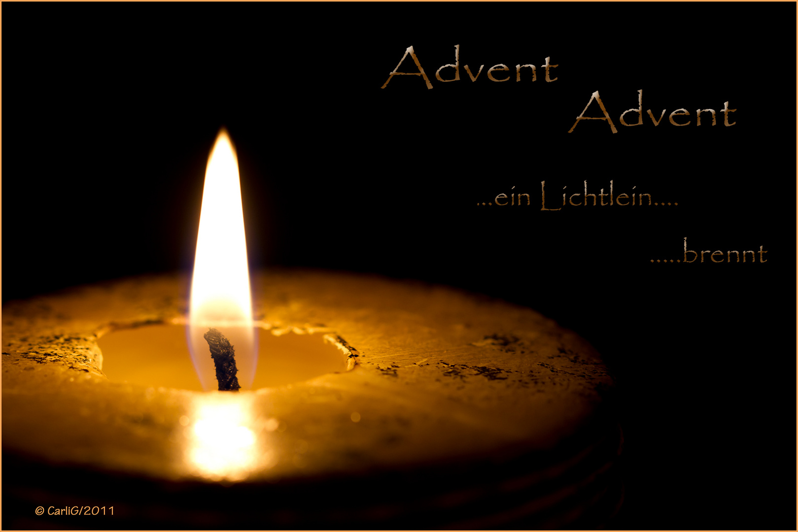 Advent Advent...