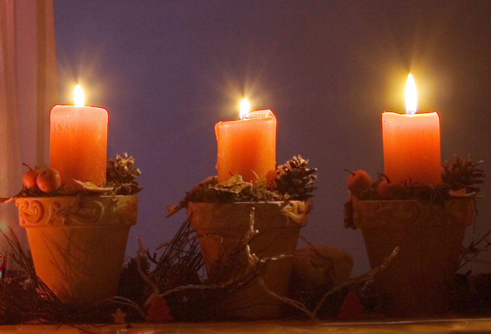 Advent, Advent das 3.Lichtlein brennt