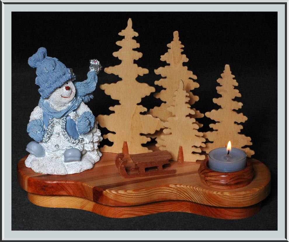 Advent, Advent, ein Lichtlein brennt ....