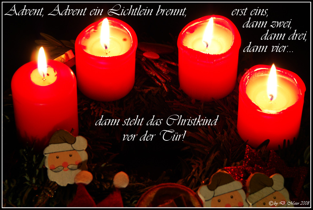 Advent Advent Die HГјtte Brennt