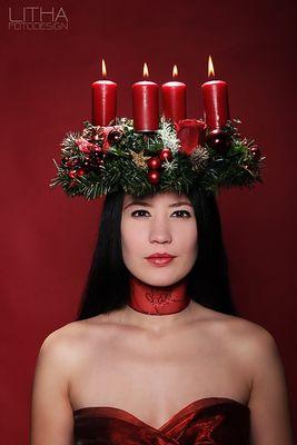 - Advent, Advent, ein Lichtlein brennt... -