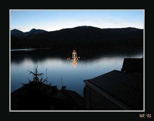 Advent am See