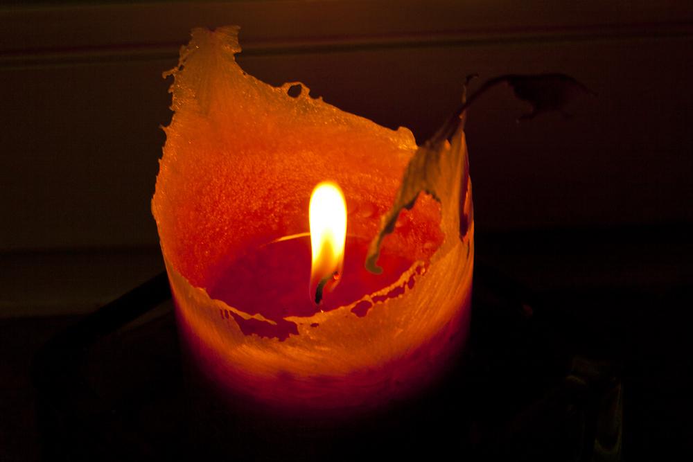 Advent, ein Lichtlein.......