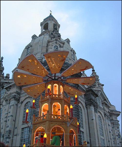Advent in Dresden