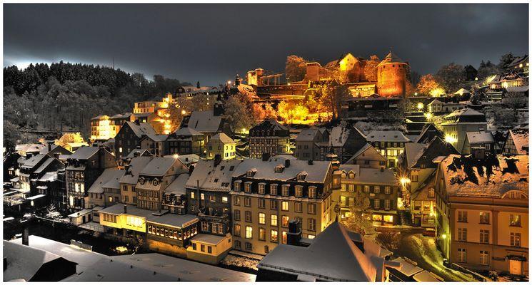 Advent in Monschau