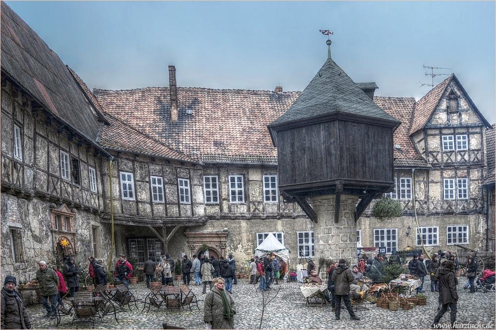 advent in quedlinburg foto bild deutschland europe