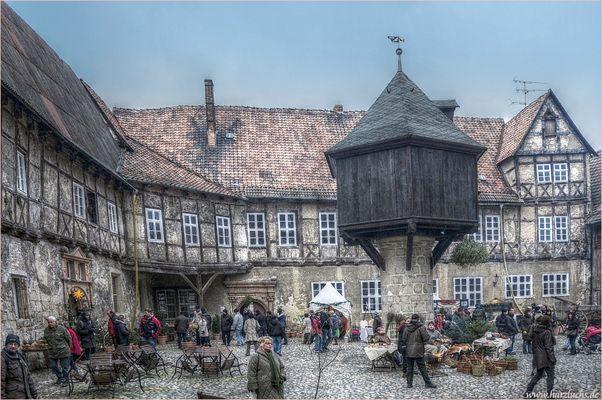 Advent in Quedlinburg
