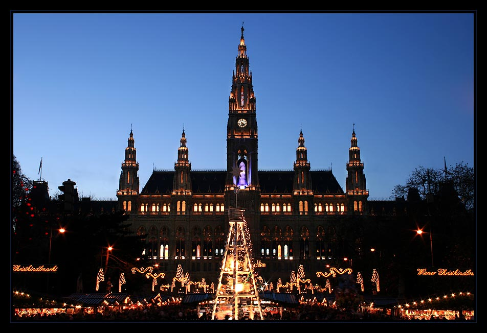 Adventgrüße aus Wien #4