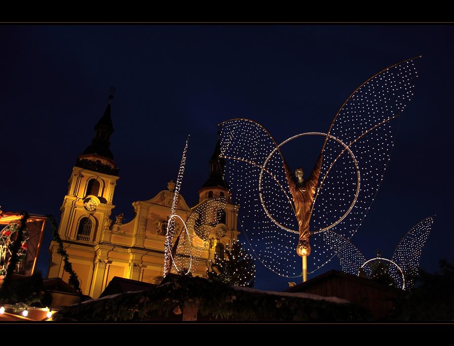 Advents- und Weihnachtsgrüße