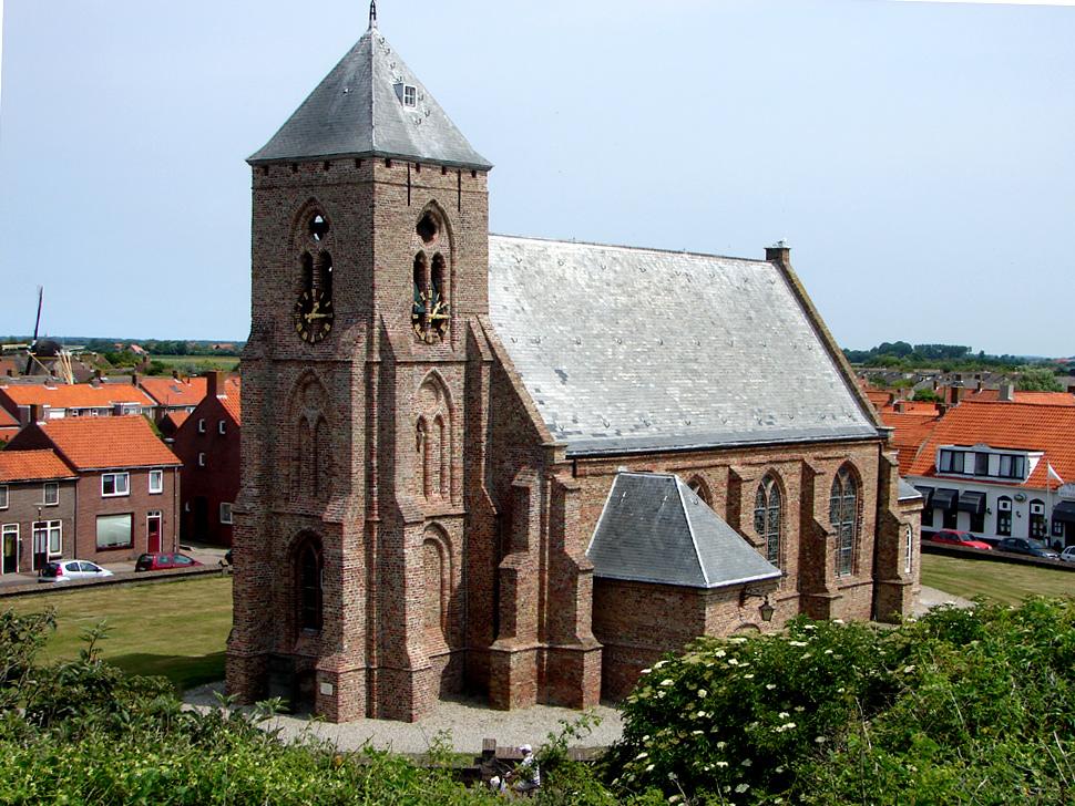Adventskirche aus Zoutelande /Walcheren