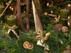 Adventskranz aus dem Palmengarten