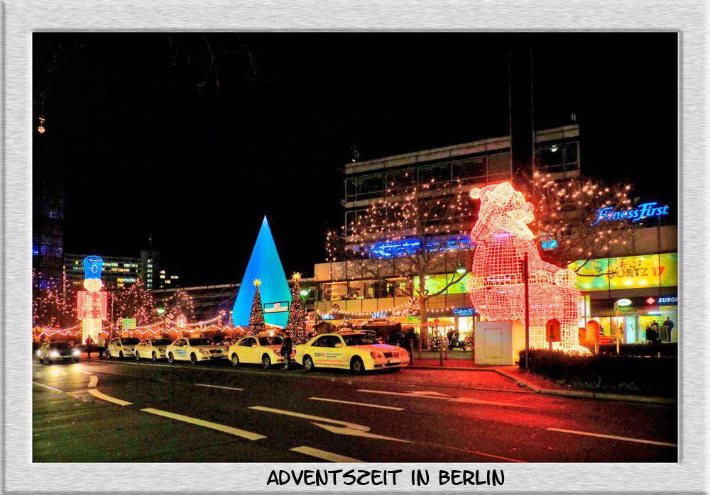 Adventszeit in Berlin