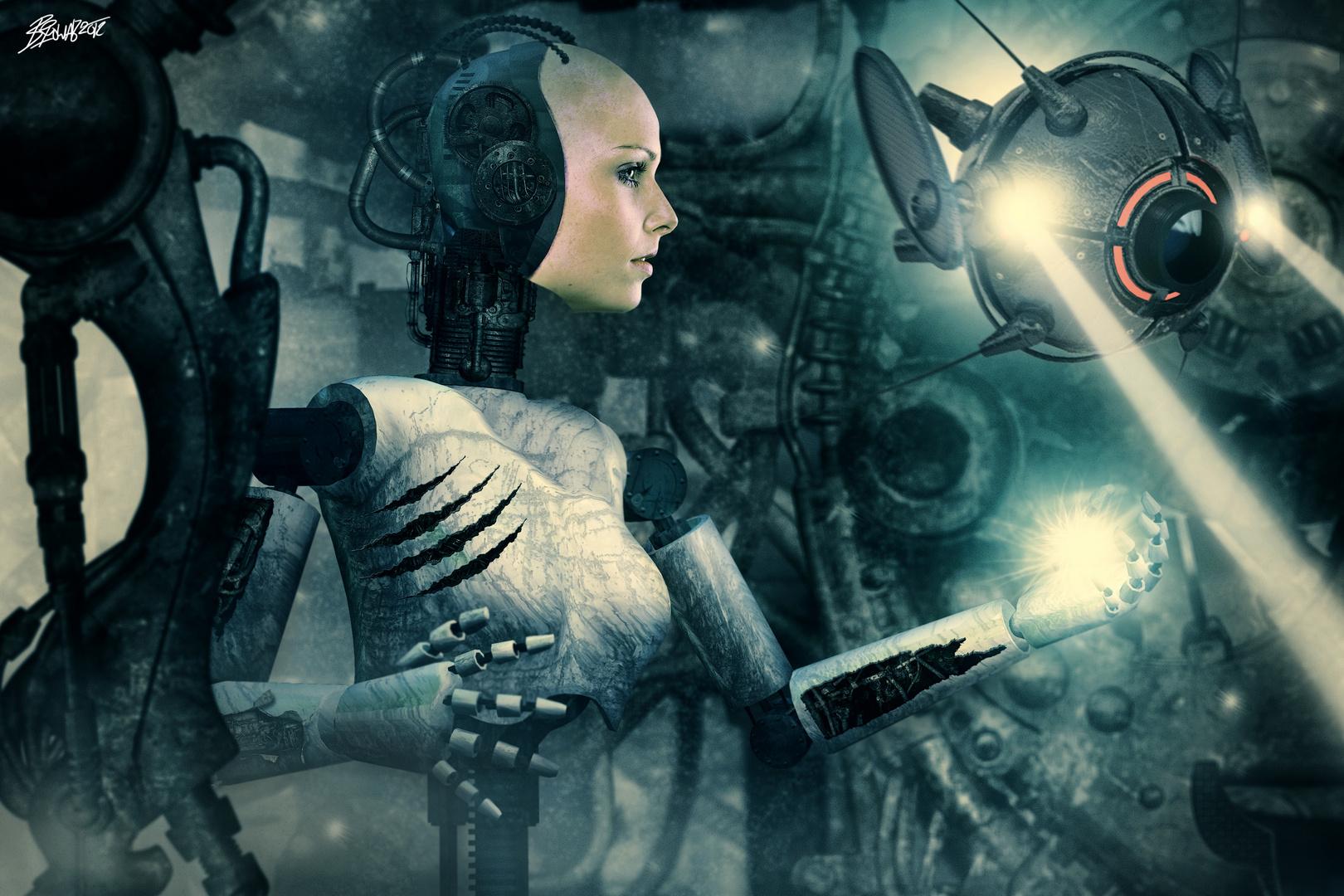 Adventures of Fem:bot
