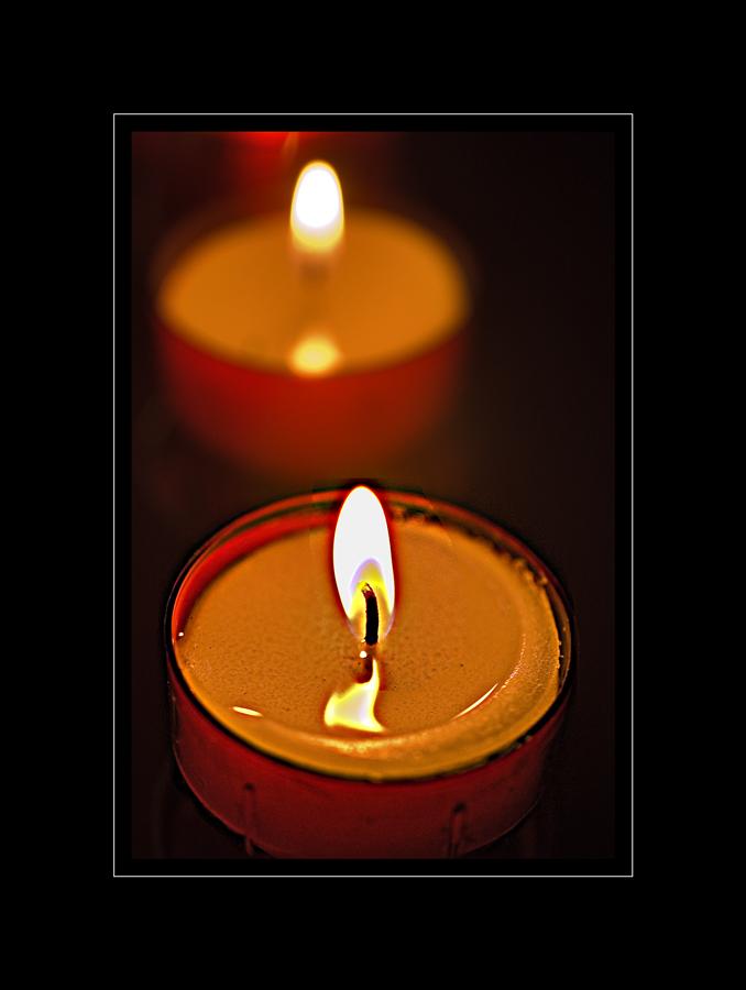 Adventzeit - Kerzenzeit