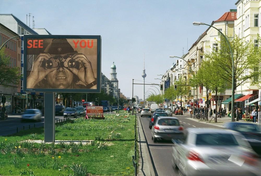 ... Äddändschn blease... Big Brother is watching you ...