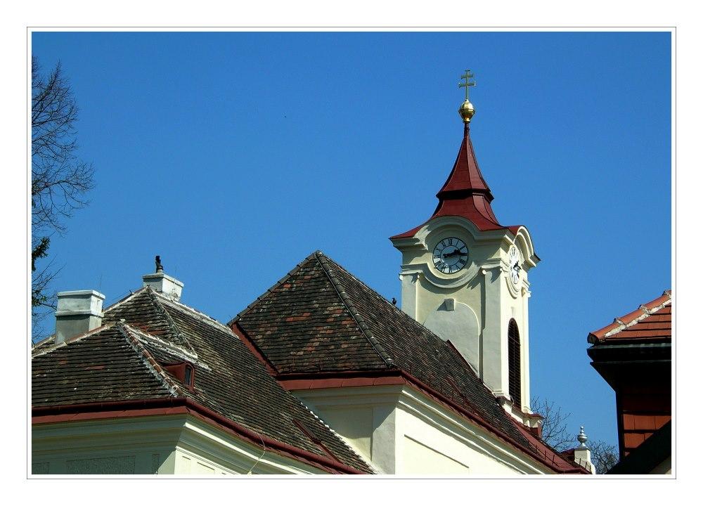 Ägydiuskirche in Pötzleinsdorf