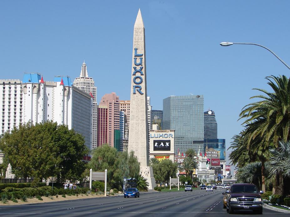 Ägypten in Las Vegas
