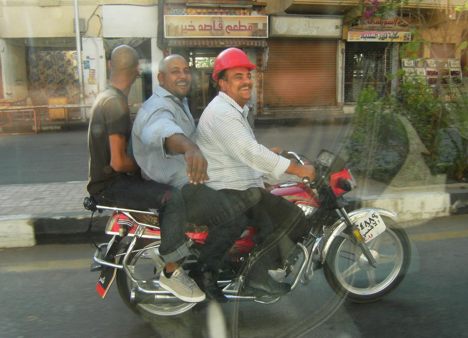 Ägypten - Luxor - Shiny Happy People