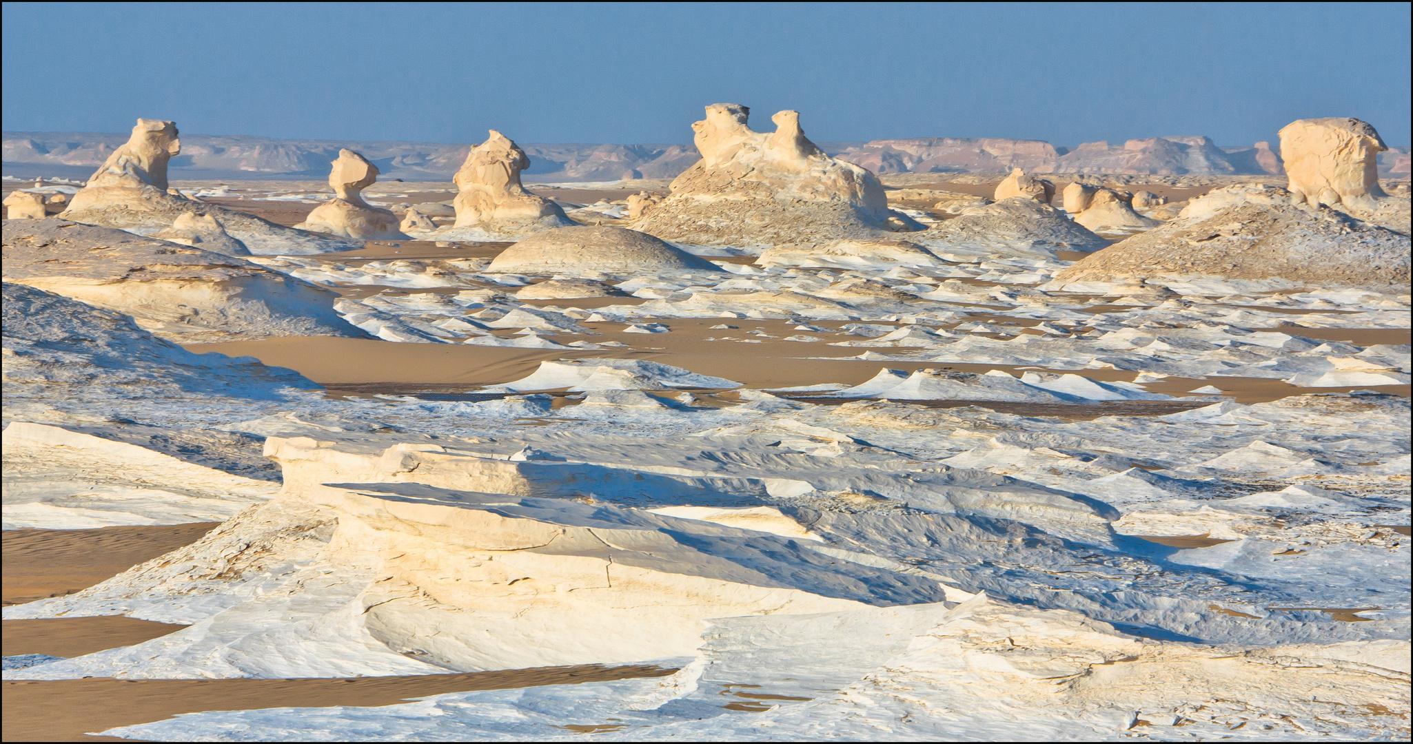 Ägypten - Weisse Wüste (2)