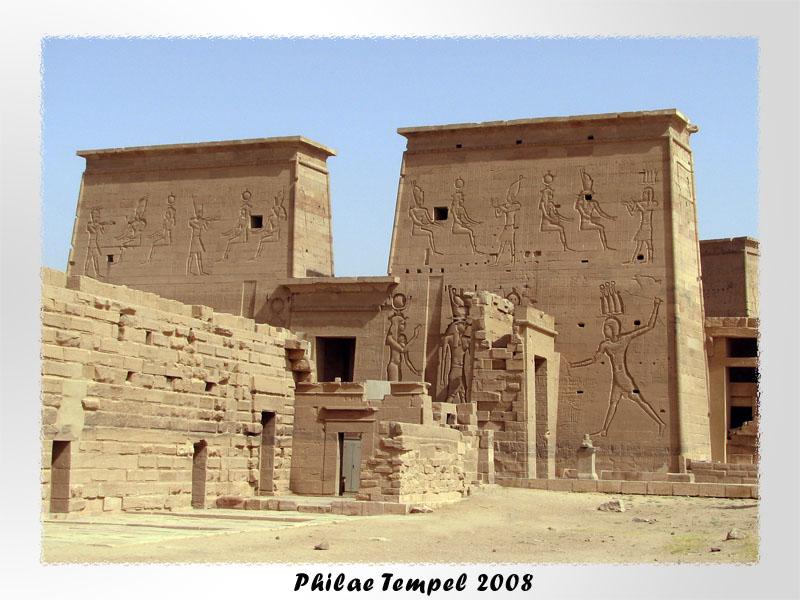 Ägypten XV - Philae Tempel