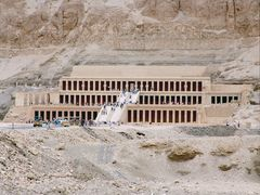 Ägyptische Fassade